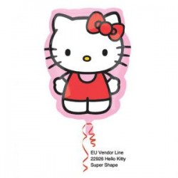 Hello kitty ballon mylar 70 cm environ Hello Kitty Et Charmmy Kitty