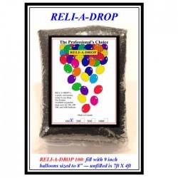 Filet pour tomber de ballons 100TOMBERBALLONS100P1 QUALATEX Filets Et Accessoires Pour Lâchers Et Tomber De Ballons
