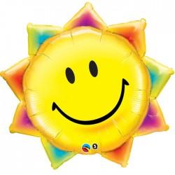 etoile smile 89 cm de diamètre26560smile QUALATEX Smile