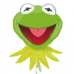 Grenouille muppets ballon mylar 61*76