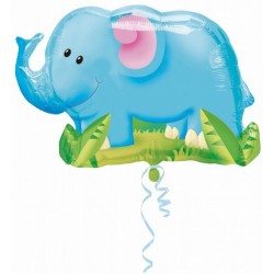 Elephant ballon mylar