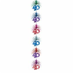 1 suspension colonne 40 hauteur 210 cm Suspensions Decorations