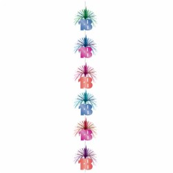 1 suspension colonne 18 hauteur 210 cm Suspensions Decorations