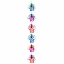 1 suspension colonne 18 hauteur 210 cm