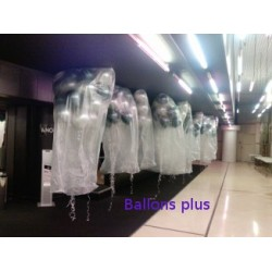 200 ballons gonflés hélium IDF