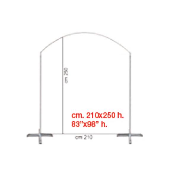 structure arche classiquearche classique BWS Structures Pour Décorations