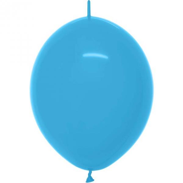 turquoise link o loon 15 cm de diamètre en poche de 100