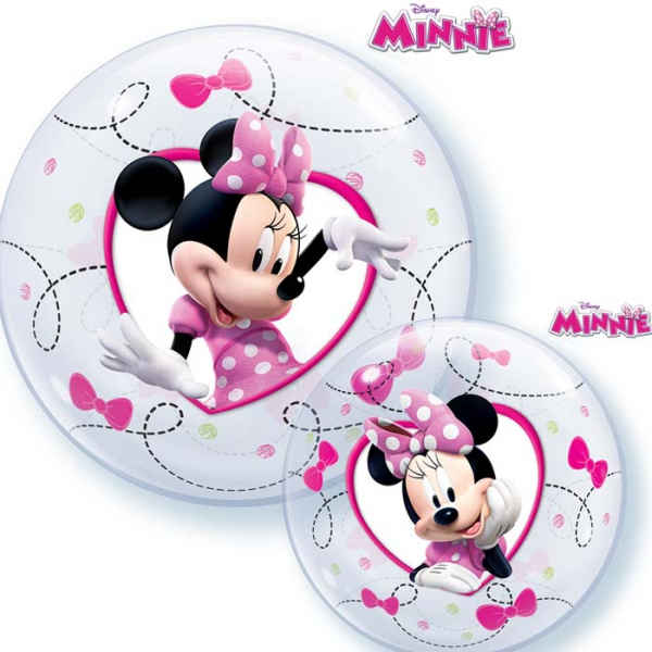 10 Minnie bubble
