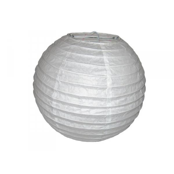 1 lampion boule 35cm diamètre