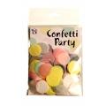 Confettis rond multi pastel 15 grs 25mmØ