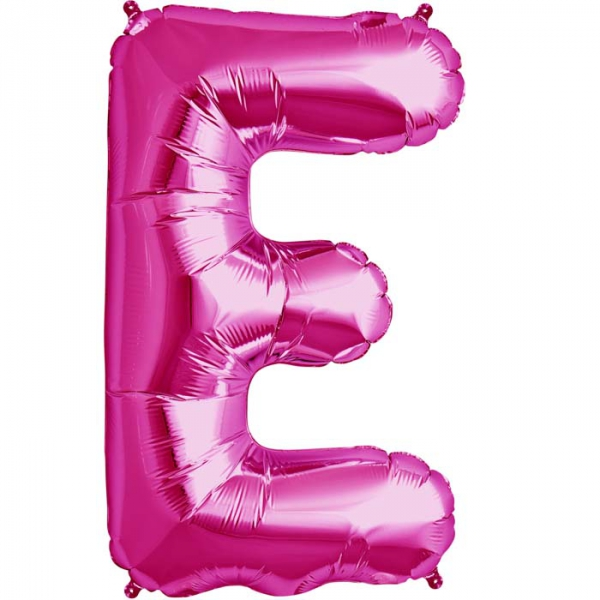 E lettre 75 cm au choix parmi 6 couleurs6562 NORTHSTAR LETTRES ET CHIFFRES 75 CM (air ou hélium)(6 couleurs au choix)