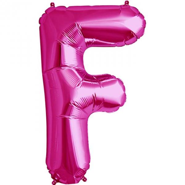 F lettre 75 cm au choix parmi 6 couleurs6563 NORTHSTAR LETTRES ET CHIFFRES 75 CM (air ou hélium)(6 couleurs au choix)