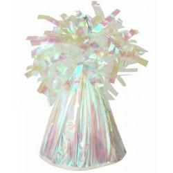 12 poids ballons iridescent nacré 170 grammes36259 QUALATEX Lestes Pour Ballons,Poids Ballons, Contrepoids Ballons