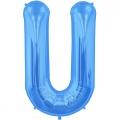 U lettre 75 cm au choix parmi 6 couleurs NORTHSTAR LETTRES ET CHIFFRES 75 CM (air ou hélium)(6 couleurs au choix)