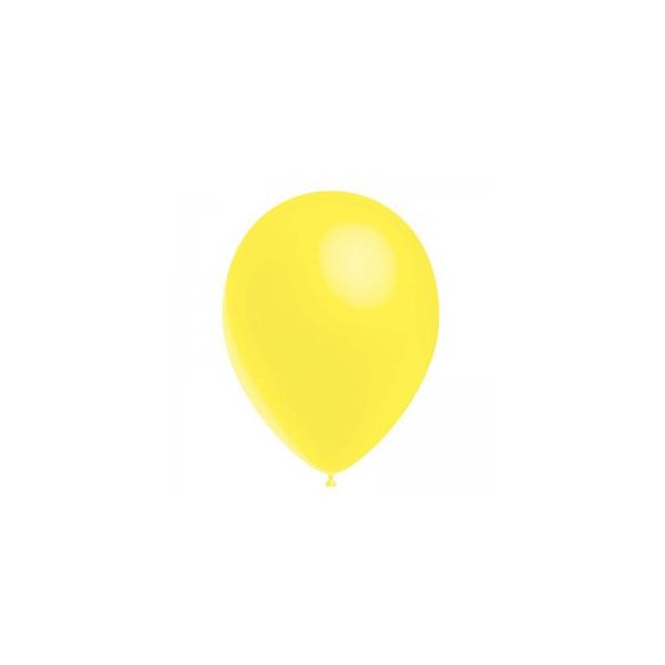 Impression 1 face 1 couleur 200 exemplaires sur ballons Ø 28