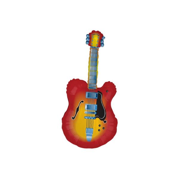 Guitare rock 107*53 cm La Musique