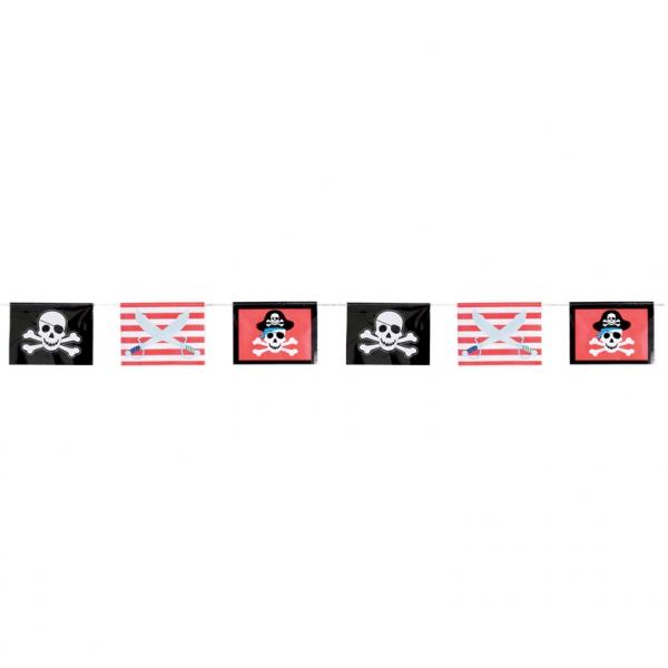 Guirlande fanions pirate Fanions Imprimes