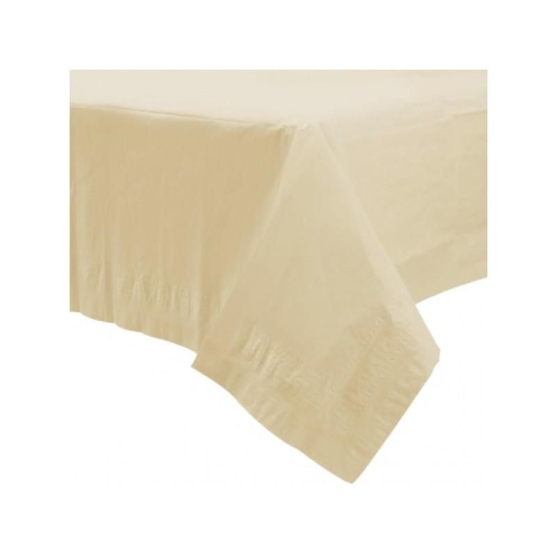 nappe plastique 137274 ivoire. Black Bedroom Furniture Sets. Home Design Ideas