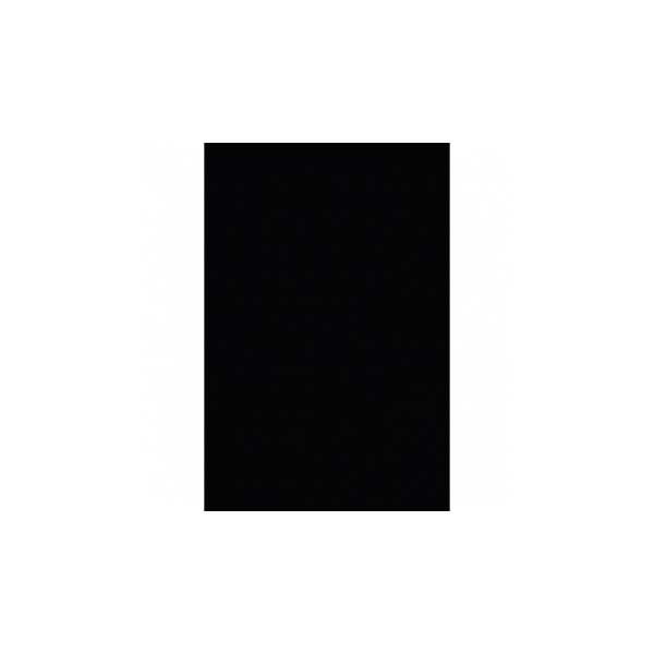 1 nappe plastique 137*274 noir
