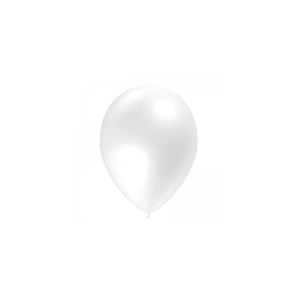 ballons transparent 14 cm diamètre