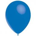 100 ballons Bleu roi 30 cm