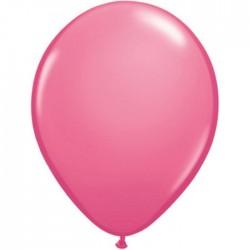 qualatex rose mode 28 cm poche de 10043791 rose mode q 28 cm p100 QUALATEX 28 Cm Modes Opaques Qualatex 28 Cm Ø Ballons