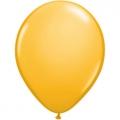 qualatex jaune d'or 28 cm poche de 100