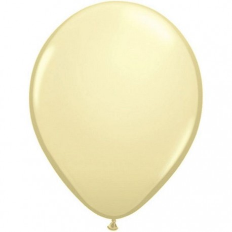 qualatex ivoire 28 cm poche de10043751 ivoire q 28 cm p100 QUALATEX 28 Cm Modes Opaques Qualatex 28 Cm Ø Ballons