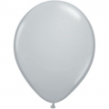 qualatex gris 28 cm poche de 10013780 gris q28p100 QUALATEX 28 Cm Modes Opaques Qualatex 28 Cm Ø Ballons