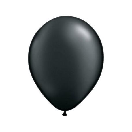 qualatex perlé noir 28 cm en poche de 10043770 pon q28 p100 QUALATEX 28 Cm Perlés Foncés (Satin, Nacré, Perlé,Métal) 28 Cm Ø ...