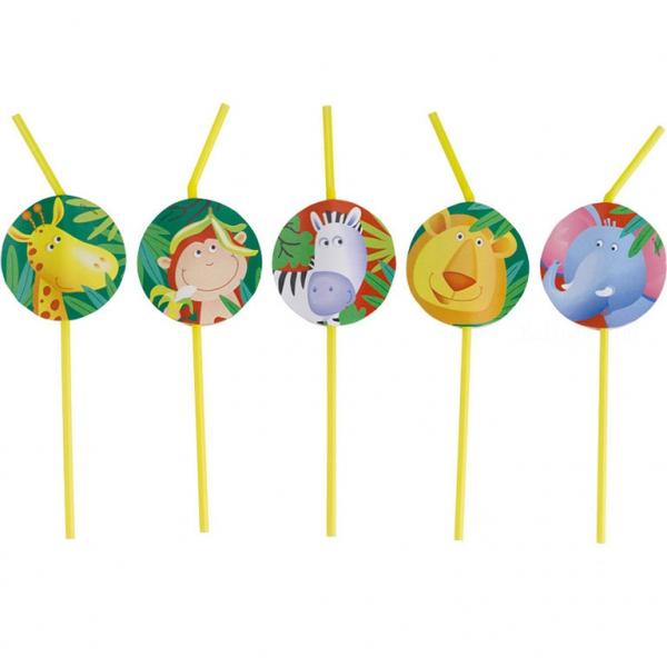 PAILLES SAFARI *803230 Safari Ballons Et Decorations
