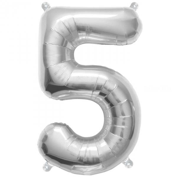 5 chiffre 41 cm agent6906 NORTHSTAR chiffres et Lettres 40 cm (gonflage air) fermeture automatique (5 couleurs au choix)