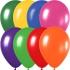 100 ballons sempertex 30 cm multicouleur métallisé