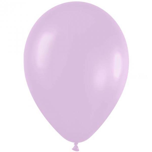 50 ballons lilas 450 sempertex ballon 30 cm diamètre