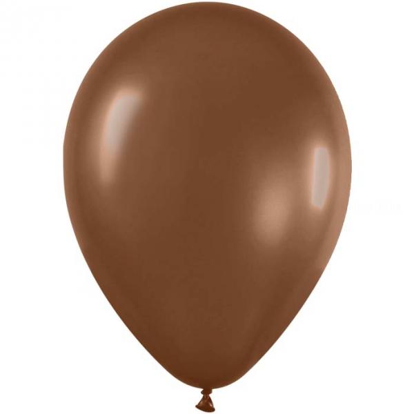 sempertex 30 cm chocolat 076 par 50