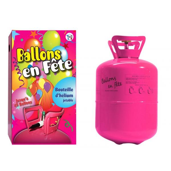Ballon Station hélium bonbonne GM 0.32m3