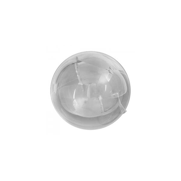 1 Aqua ballon moyen modèle Mylar Deco