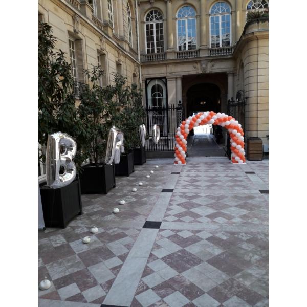 70 ansPatrick Les Ballons Gonfles