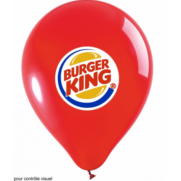 1000 ballons BK Imprimer