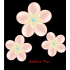 kit pour 3 fleurs peche à suspendre