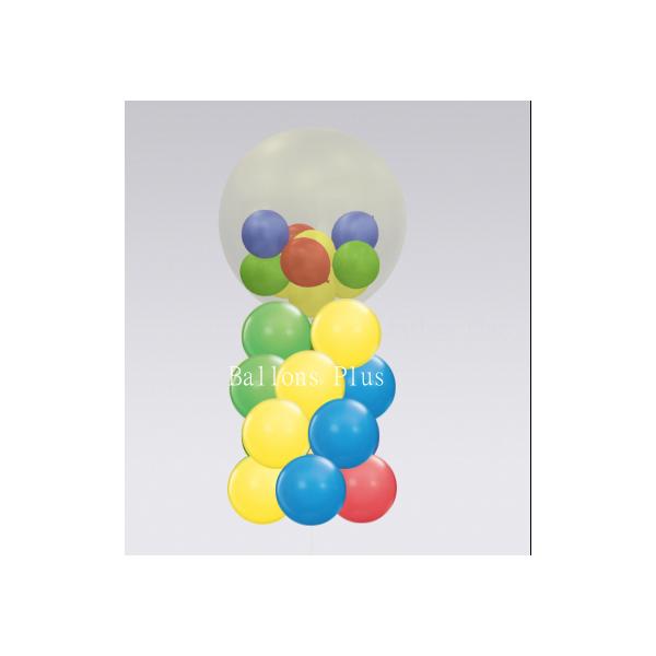 kit colonne 4 niveaux 4 couleurs