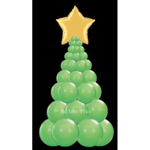 kit Sapin Noel vertballonsplus2018sapinnuvert Decor Ballons Kits Colonnes
