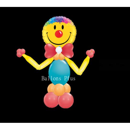 Kit centre de table smile clownkit CT clown smile Kits Centres De Tables Ou Buffets