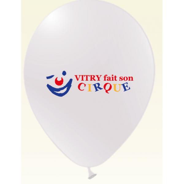 200 ballons hélium gonflage sur site