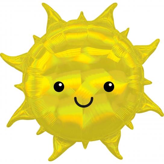 Soleil smile 68 cm3938001 QUALATEX Smile