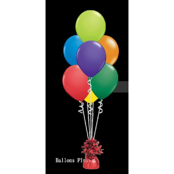 100 ballons livrés gonflés et installésdevis 5032019lbh Les Ballons Gonfles