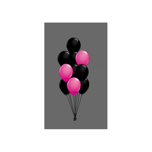 5 bouquets de 10 ballons héliumDevis 12032018lbh1 Les Ballons Gonfles