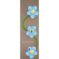 kit ballons pour 3 fleurs simples 2 couleurs à choisir