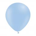 bleu ciel pastel matt opaque 30cm POCHE DE 100
