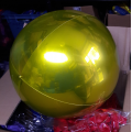 1 sphère or 50 cm